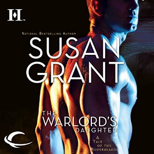The Warlord's Daughter audiobook by Susan Grant