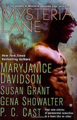 Mysteria Lane Anthology