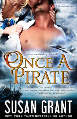 Once A Pirate by Susan Grant