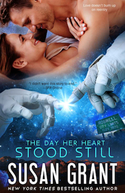 The Day Her Heart Stood Still by Susan Grant