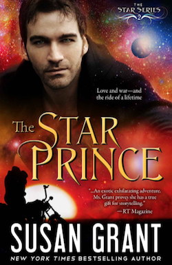 The Star Prince by Susan Grant