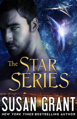 The Star Series Boxed Set by Susan Grant