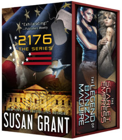 2176 Freedom Series Boxed Set
